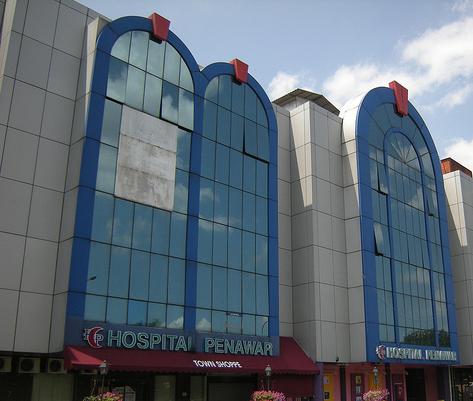 Hospital Penawar, Pasir Gudang