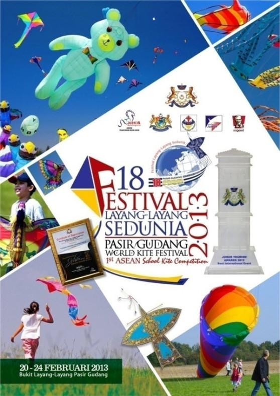 Festival Layang-layang Pasir Gudang